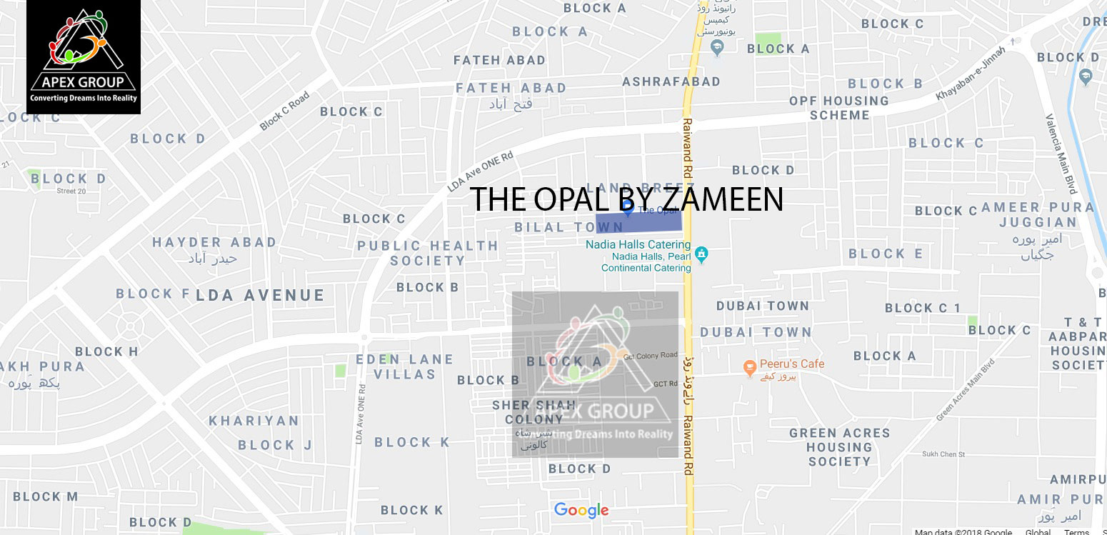 Opal Apartments By Zameen Developers - apexgroup pk
